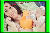 Держатель детской бутылочки при кормлении Free Hand Bottle Holder
