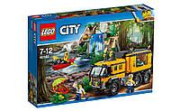 LEGO® City Передвижная лаборатория в джунглях 60160