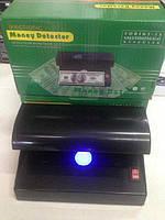 Детектор валют Банкнот ультрафиолетовый УФ на батарейках