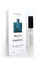 Мужской мини-парфюм с феромонами Chanel Bleu de Chanel (Шанель Блю де Шанель),10 мл
