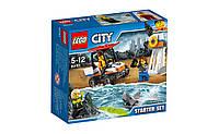 """LEGO® City Набор для начинающих """"Береговая охрана"""" 60163"""