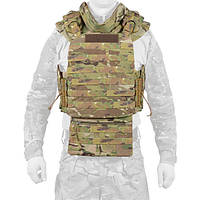 Бойовий костюм Plastoon Level 3 з балістичним матом, захистом живота та шиї