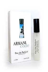 Женский мини-парфюм с феромонами  Giorgio Armani Armani Code Women (Армани Код Вумен), 10 мл