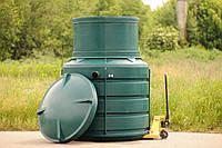 Септик до 6 чел. Автономная канализация для дома от производителя!