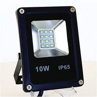 LED прожектор SMD Slim 10W 6500K BIOM 1100Lm