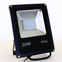 LED прожектор SMD Slim 20W 6500K BIOM 2300Lm
