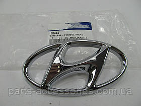 Купе Hyundai Genesis 2013-16 емблема значок в решітку радіатора Новий Оригінальний