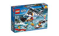 LEGO® City Сверхмощный спасательный вертолет 60166