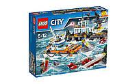 LEGO® City Штаб береговой охраны 60167