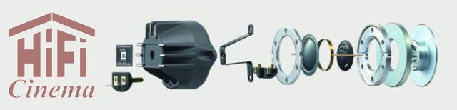 25 мм твитер 045В-1 ультравысоких частот JBL K2 S9900