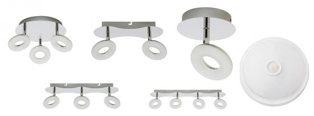 Декоративные LED светильники