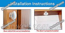 Умный звонок с датчиком движения / Дверной звонок, фото 3