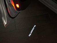 Светодиодная проекция в двери для Audi Новая Оригинальная