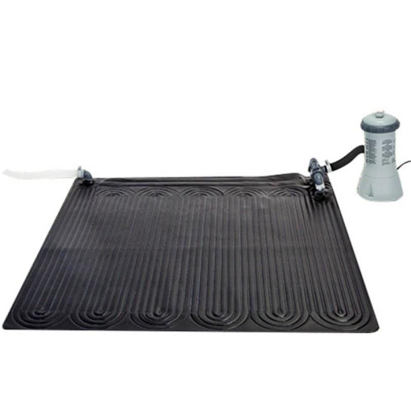 Коврик-нагреватель воды от солнца Intex 28685 «Solar mat» 120х120 см