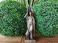 Коллекционная статуэтка Veronese Женщина Свобода с американским флагом WU76725A4