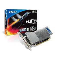 Видеокарта GeForce GT210 1Gb DDR3 MSI. , фото 1
