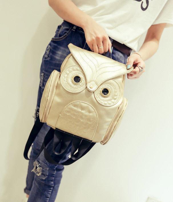 Мини рюкзак сова