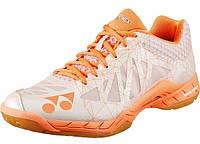 Кроссовки для бадминтона Yonex SHB-Aerus L2 Pearl Orange (женские)