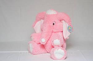 """Мягкая игрушка """"Плюшевый слоник"""" 55 см"""