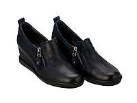 Женские туфли на танкетке ETOR