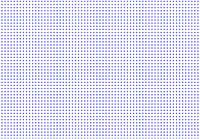 Ткань Цветные точки голубые 150 см хлопок