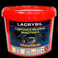 Гідроізоляційна мастика  LACRYSIL AQUASTOP 4.5кг