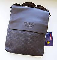 Уценка. Скидка. Молодежная мужская сумка Polo  УЦКС1-1, фото 1