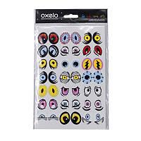 Наклейки для самоката Oxelo B1