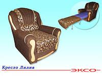 Кресло Лилия на пружинных блоках 950*1040*1020