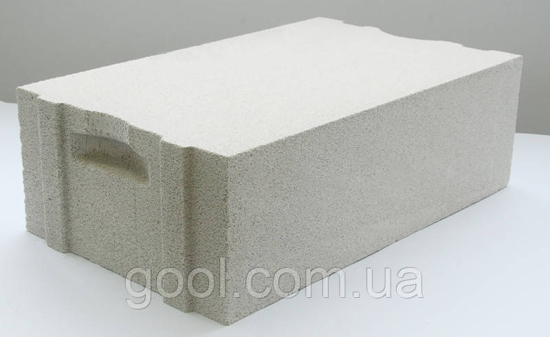 Газобетон ЮДК (UDK) паз гребень 600х200Х375 мм