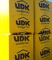 Газобетон ЮДК гладкий блок 600х200Х400 мм, фото 1