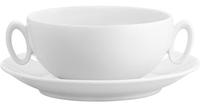 Чашка суповая с блюдцем Vista Alegre 388 мл