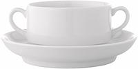 Чашка суповая блюдцем Vista Alegre 265 мл
