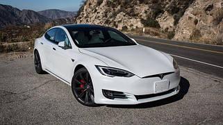 Tesla Model S 2012-2017