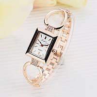 Женские часы Золотистые Код 049, фото 1