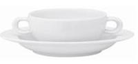 Чашка суповая с блюдцем Vista Alegre 315 мл