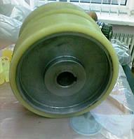 Восстановление покрытия опорного катка