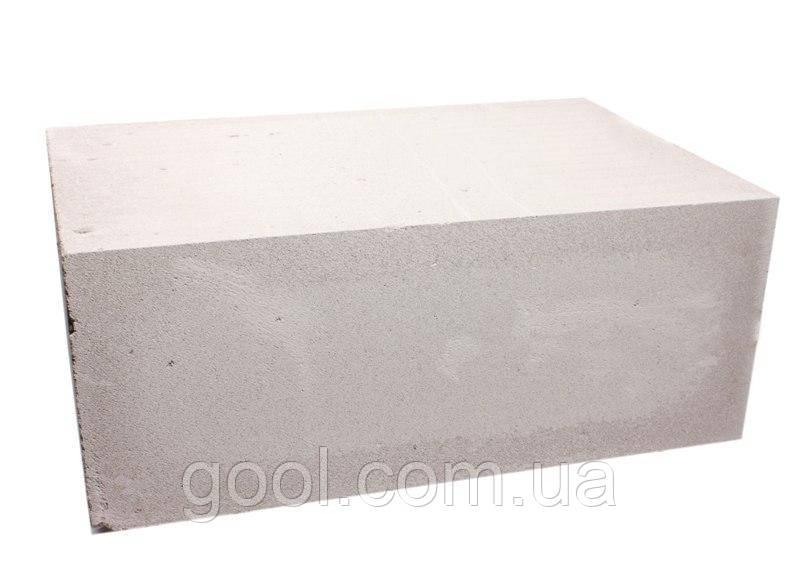 Газобетон ЮДК гладкий блок 600х200Х300 мм