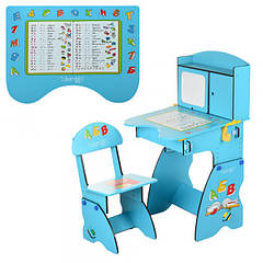 Парты, столики, стулья, мягкая мебель