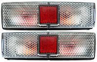 Фонари задние ВАЗ-2101,21011,21013 (Белые), фото 1
