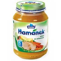 Пюре рыбное овощное Hame Тунец с овощами и картофелем, 190 г  Hamanek 1215871