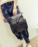 Замечательный оригинальный рюкзак Сова. Красивый не стандартный аксессуар. Хорошее качество. Код: КГ1399