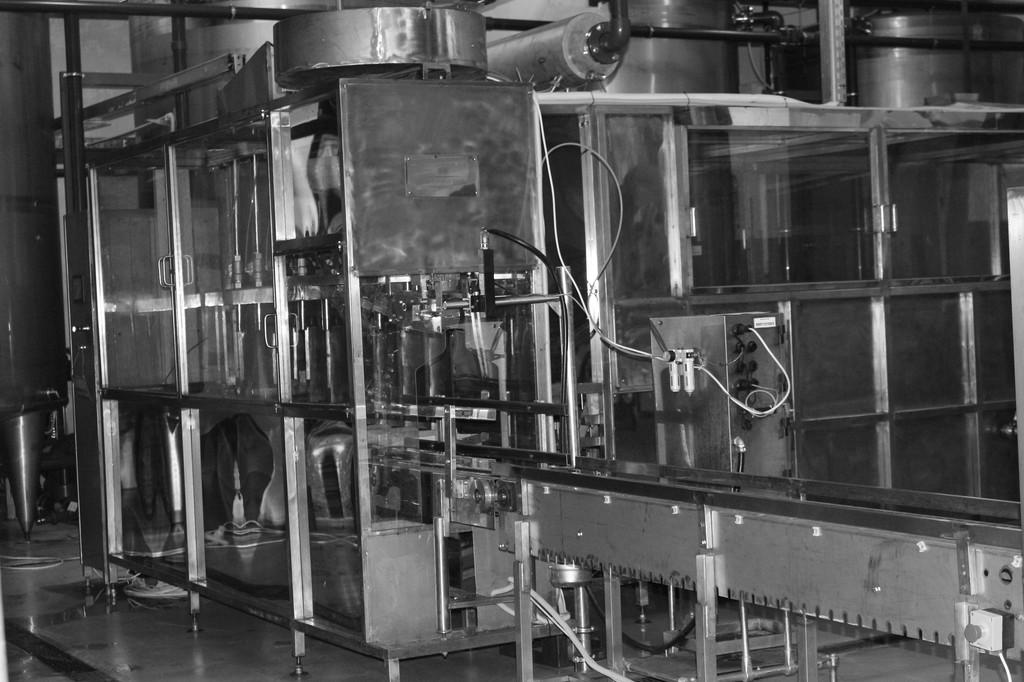 Линия розлива воды 1400 Баллонов в час ЛВР МКС -1400 -1