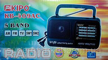Радио всеволновое KIPO KB-409AC, фото 2