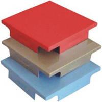 Плита кассетная алюминиевая 60*60*0,64 (мм) (Прямоугольная)