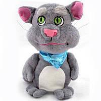 Плюшевый кот Том - повторюшка