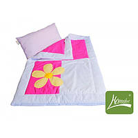 """Комплект постельного белья в детскую кроватку """"Апликация"""", Homefort, 000217"""