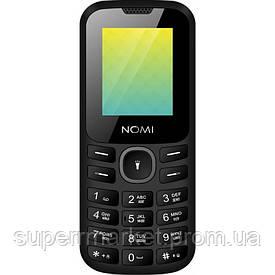 Телефон Nomi i184 Black-gray