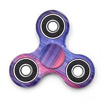 Спиннер с подшипниками UFT-FSP Fidget Spinner Космический Фиолетовый