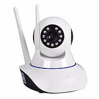 Беспроводная WIFI IP P2P поворотная камера dvr YooSee Onvif YY HD WiFi 6030B/100ss (видеоняня)